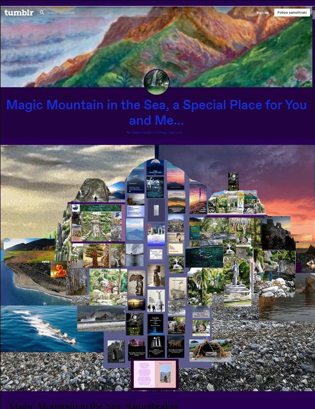The Meta Map of Samothraki Travel Guide & Directory